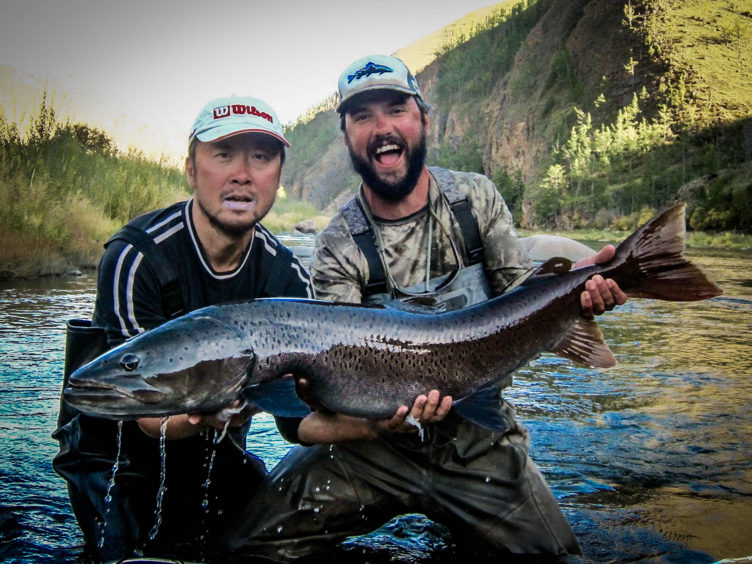 Big fish indeed!